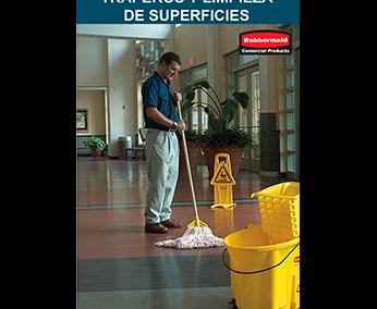 Traperos y limpieza de superficies